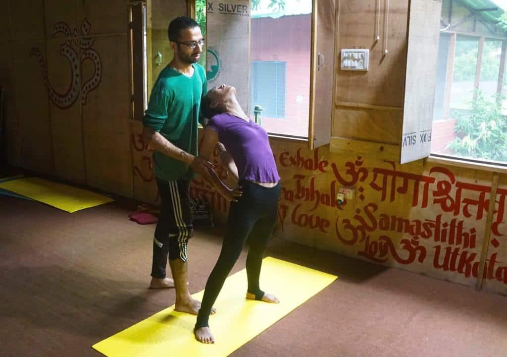 yoga teacher training scholarship in rishikesh shakti yoga peeth
